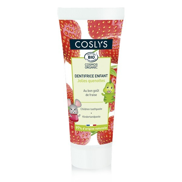 Coslys - Dentifrice junior fraise 50ml