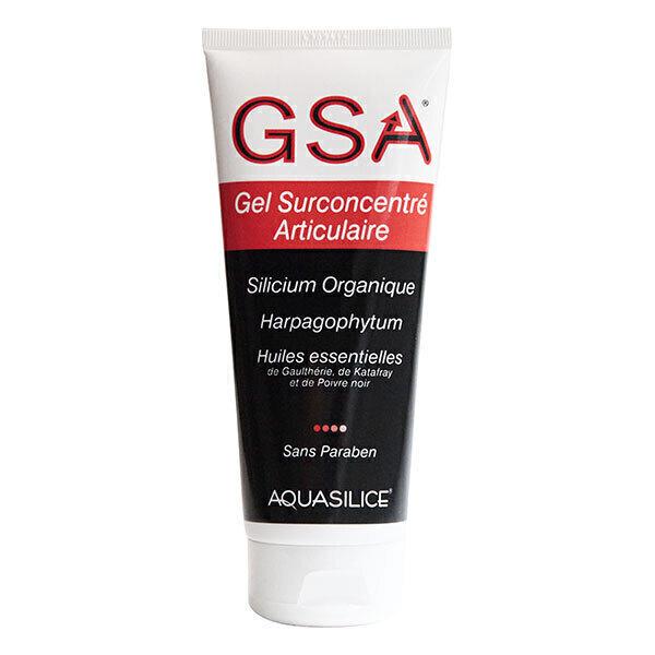 GSA Aquasilice - Gel Surconcentré Articulaire GSA - Format économique 200mL