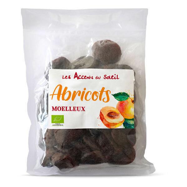 Les Accents du Soleil - Abricots bruns moelleux 250g