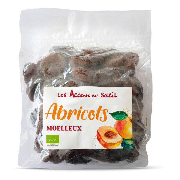 Les Accents du Soleil - Abricots bruns moelleux 500g