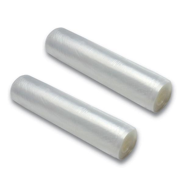 Magic Vac - Lot de 2 rouleaux pour machine sous vide 30cm x 6m. Loading zoom 39bf0d76b8c6