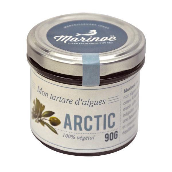 Marinoë - Tartare d'algues fraîches artic 90g