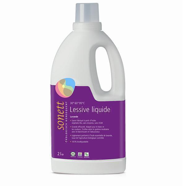 Sonett - Detersivo liquido per lavatrice Lavanda 2L