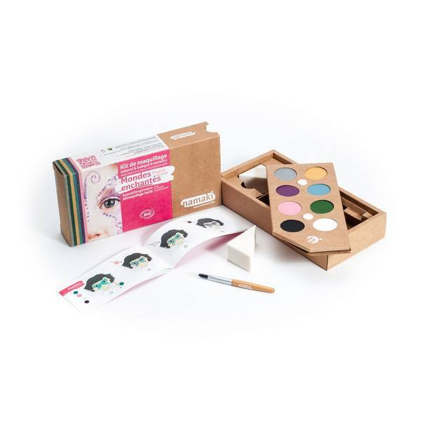 "Namaki - Kit maquillage ""Mondes enchantés"""