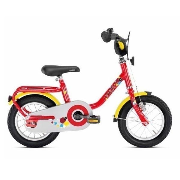 """Puky - Vélo Enfant Z2 12"""" Rouge  - Dès 3 ans"""