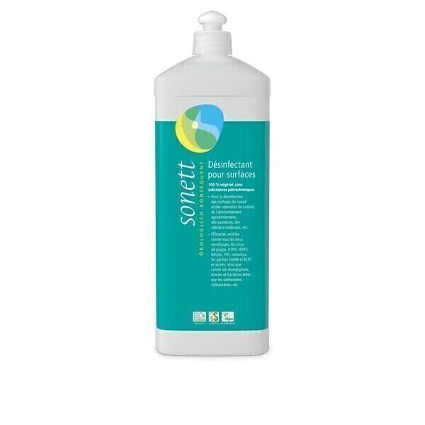 Sonett - Désinfectant pour surfaces recharge 1L