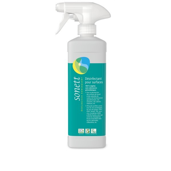 Sonett - Désinfectant pour surfaces 50cl