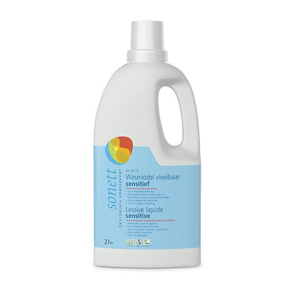 Sonett - Lessive liquide hypoallergénique 2L