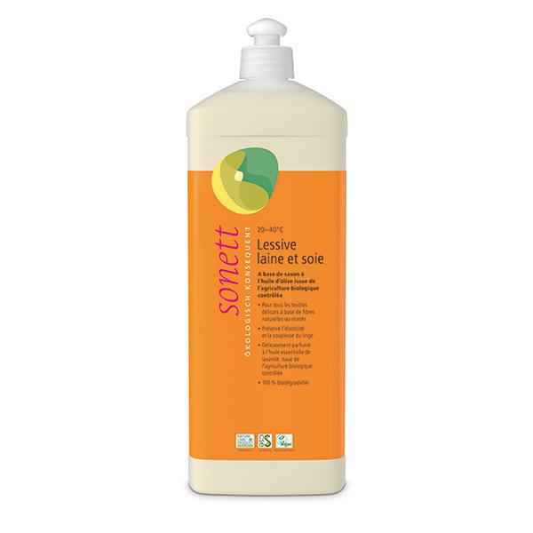 Sonett - Lessive liquide laine et soie 1L