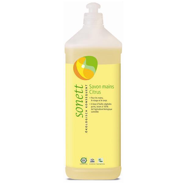 Sonett - Sapone mani Citrus 1L
