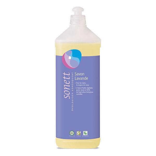 Sonett - Sapone mani lavanda 1l