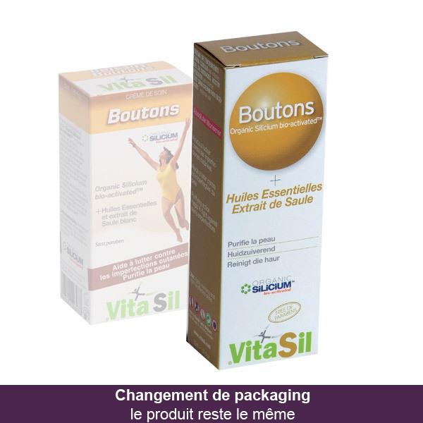 Vitasil - Silicium boutons et acné 30ml