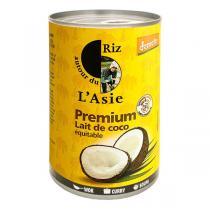 Autour du Riz - Lait de coco - 400ml