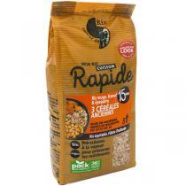 Autour du Riz - Arroz Thai completo vaporizado y 3 cereales