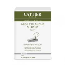 Cattier - Superfine White Clay 200g
