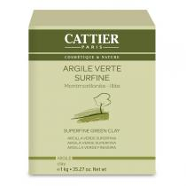 Cattier - Superfine Green Clay 1kg