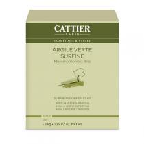 Cattier - Grüne Tonerde - extrafein - 3 kg