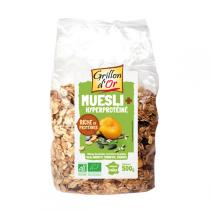 Grillon d'or - High-Protein Muesli Plus 500g