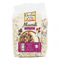 Grillon d'or - Super Fruit Muesli Plus 500g