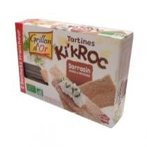 Grillon d'or - Ki'Kroc buckwheat crackers 270g