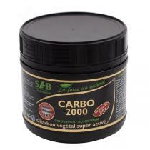 Laboratoires SFB - Charbon Végétal Super Activé Granules 200g
