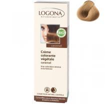 Logona - Pflanzen-Haarfarbe Color Creme - Nougat-Braun