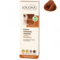 Logona - Pflanzen-Haarfarbe Color Creme - Indian Summer