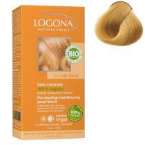 Logona - Pflanzen-Haarfarbe-Pulver - Gold-Blond