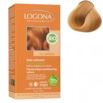 Logona - Pflanzen-Haarfarbe-Pulver - Sahara
