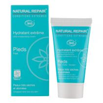 Natural Repair - Organic Ultra-Moisturising Foot Cream 50ml