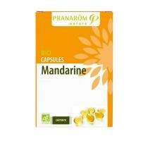 Pranarôm - Cápsulas Mandarina Relajacion e insomnio 30 comprimidos