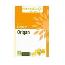 Pranarôm - Organic Oregano Resistance Capsules
