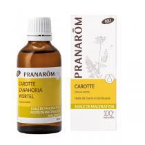 Pranarôm - Huile végétale de Carotte 50ml