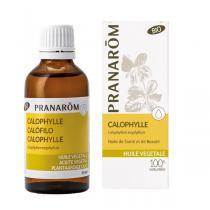 Pranarôm - Huile végétale de Calophylle 50ml