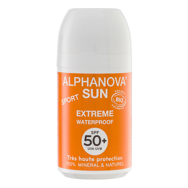 Alphanova - Roll On SUN BIO Extrême SPF50+