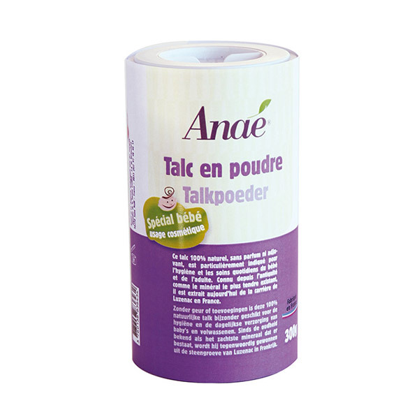 Anaé - 100% natural talc powder