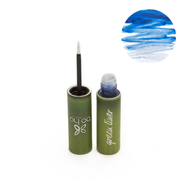 green eye liner bleu 3ml boho green acheter sur. Black Bedroom Furniture Sets. Home Design Ideas