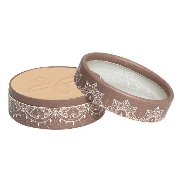 Boho Green - Golden Beige compact powder 4.5Gr
