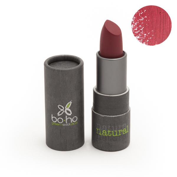 Boho Green - Rouge à lèvres mat 103 groseille