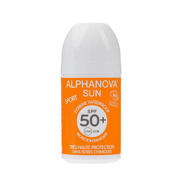 Alphanova - Roll on solaire extreme SPF50+ 50ml
