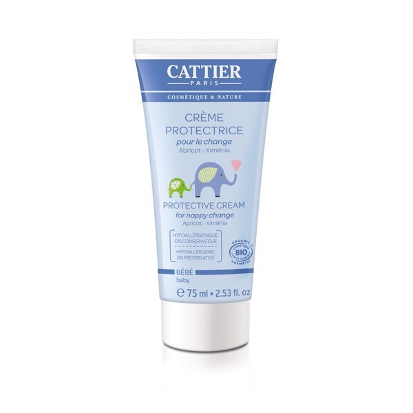 Cattier - Nappy Cream for Baby 75ml