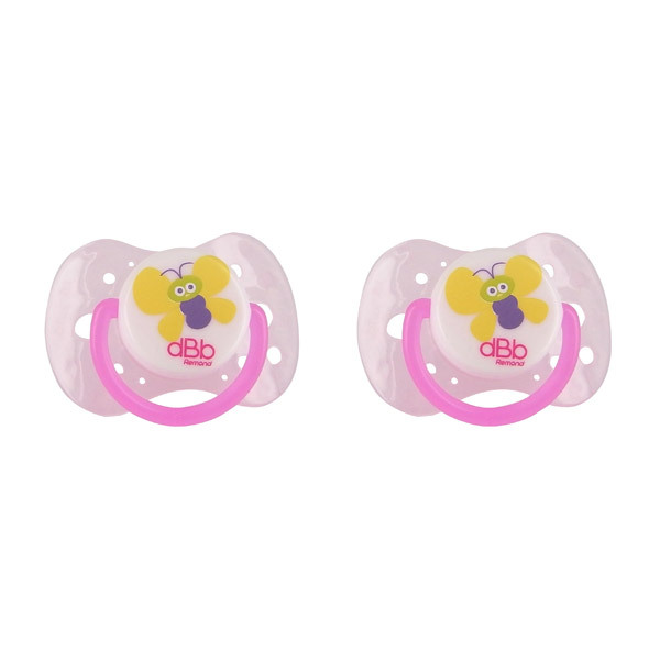 dBb Remond - 2 x Butterfly Dummies 0-6m