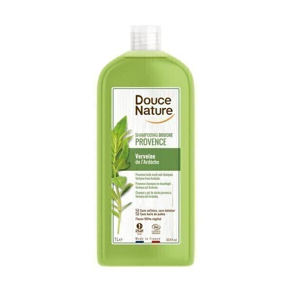 Douce Nature - Shampooing douche Provence verveine 1L