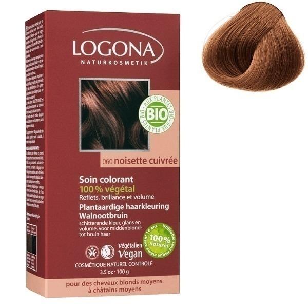 pflanzen haarfarbe pulver nussbraun kastanie logona einkaufen auf. Black Bedroom Furniture Sets. Home Design Ideas