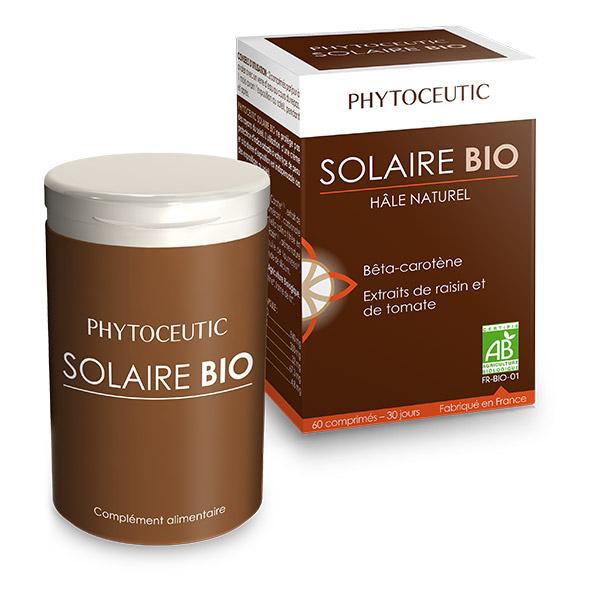 Phytoceutic - Solaire Bio 60 Comprimés
