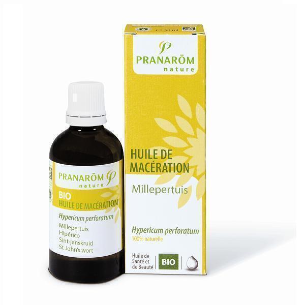 Pranarôm - Aceite Maceración Hipérico