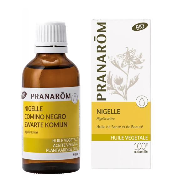 Pranarôm - Huile végétale de Nigelle 50ml