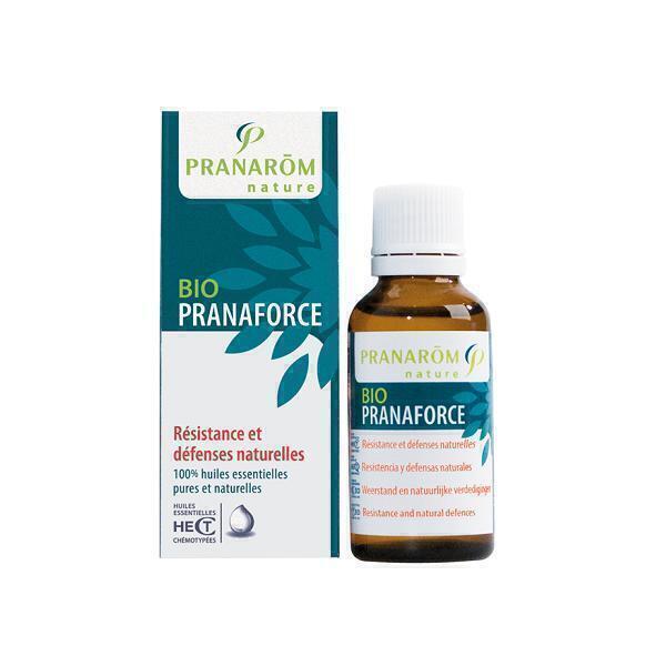 Pranarôm - Pranaforce Résistance Bio 30ml