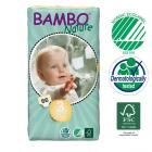 Bambo Nature - Disposable Nappies Midi S3 5-9kg