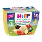 Hipp - Poêlée de Légumes Riz complet 250 g